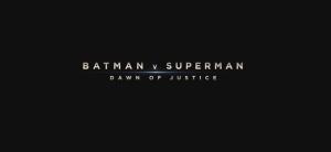 Batman v Superman - Dawn of Justice © Warner Bros.