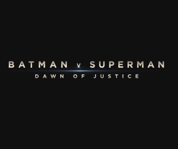 Batman v Superman - Dawn of Justice © Warner Bros.