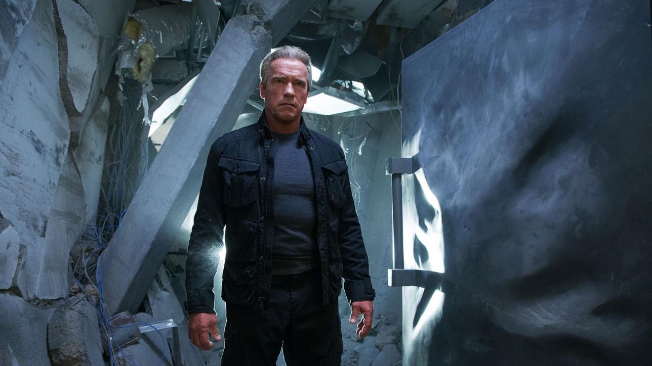 Arnold Schwarzenegger in Terminator Genisys © Paramount Pictures