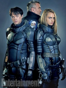 luc besson valerian and the city