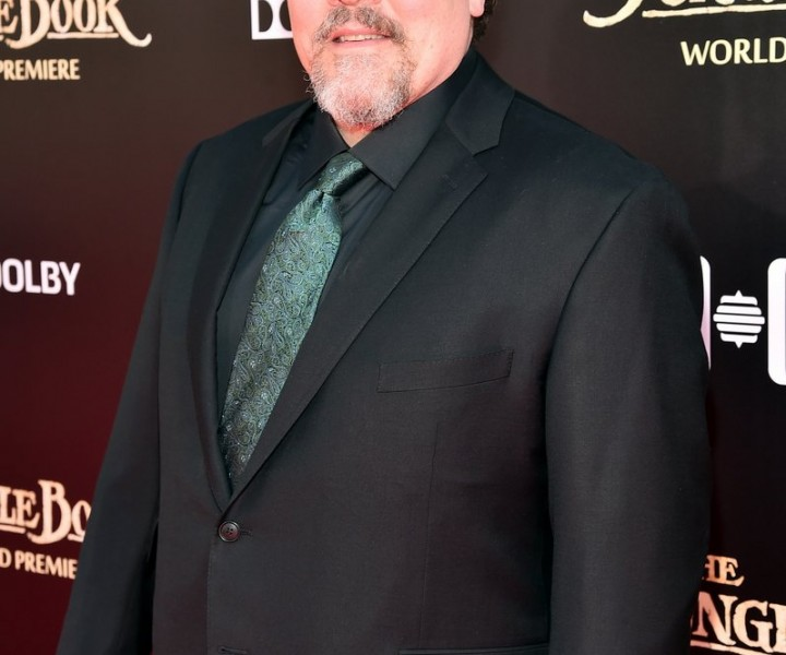 "HOLLYWOOD, CALIFORNIA - APRIL 04:  Director/producer Jon Favreau attends The World Premiere of Disney's ""THE JUNGLE BOOK"" at the El Capitan Theatre on April 4, 2016 in Hollywood, California.  (Photo by Alberto E. Rodriguez/Getty Images for Disney) *** Local Caption *** Jon Favreau"
