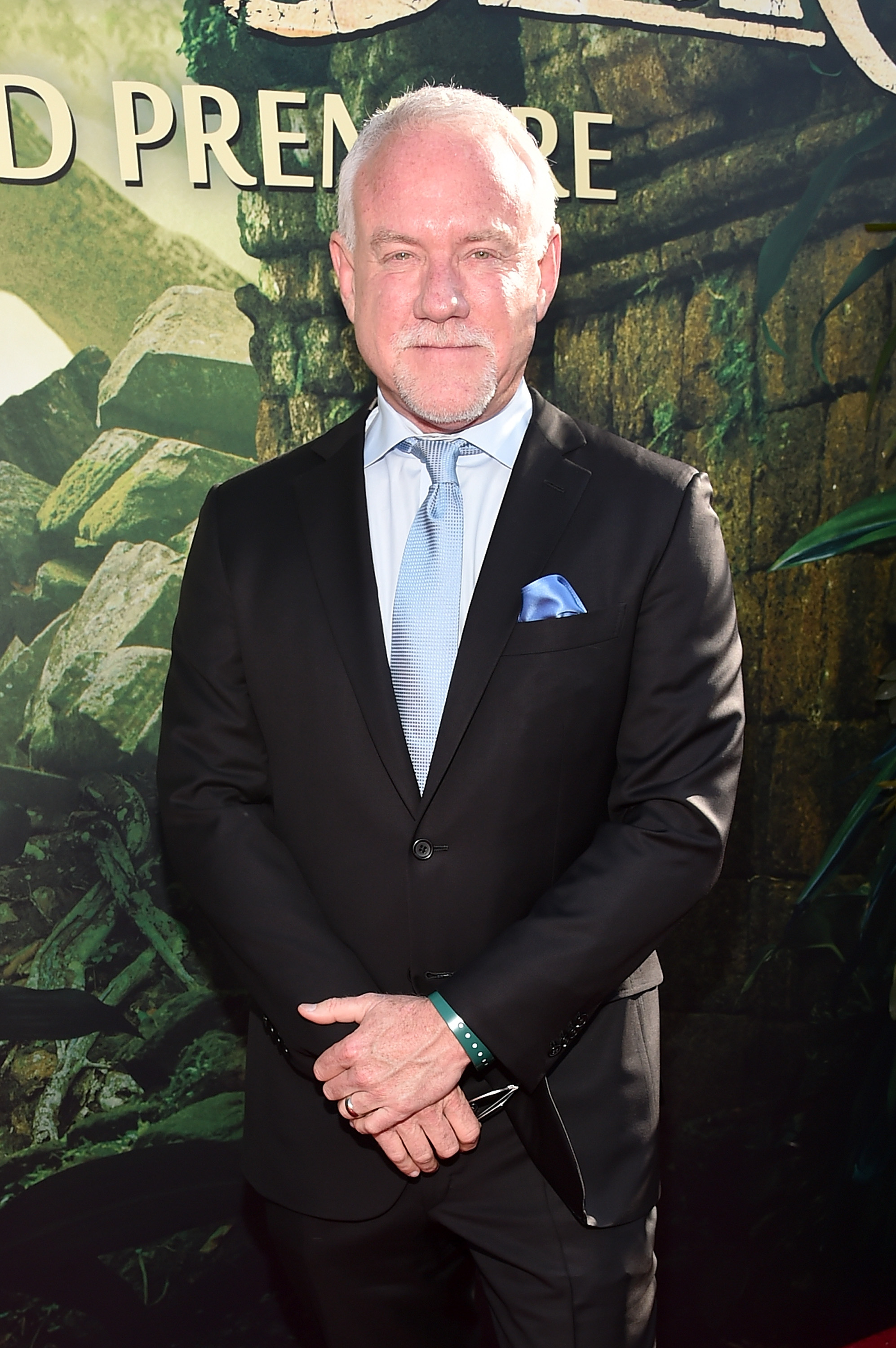 "HOLLYWOOD, CALIFORNIA - APRIL 04:  Composer John Debney attends The World Premiere of Disney's ""THE JUNGLE BOOK"" at the El Capitan Theatre on April 4, 2016 in Hollywood, California.  (Photo by Alberto E. Rodriguez/Getty Images for Disney) *** Local Caption *** John Debney"
