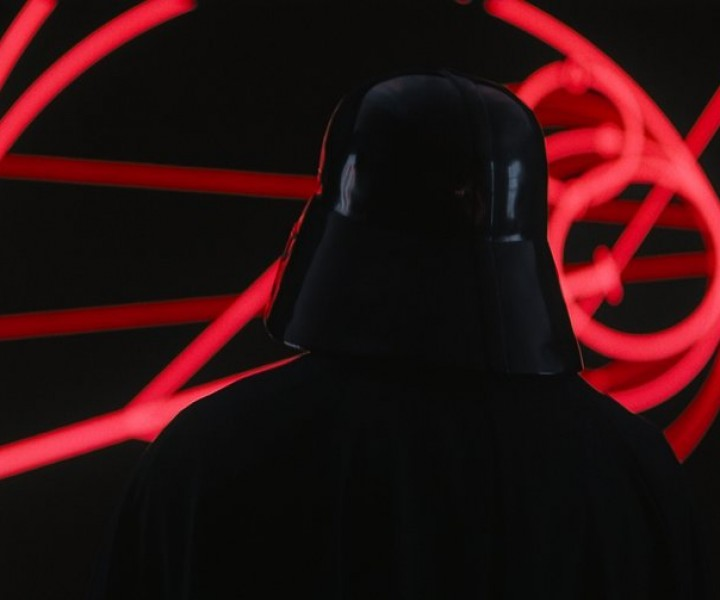 Rogue One: A Star Wars Story..Darth Vader (voiced by James Earl Jones)..Ph: Film Frame ILM/Lucasfilm..©2016 Lucasfilm Ltd. All Rights Reserved.