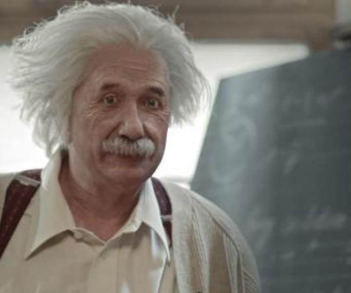 Animationsinstitut Digital Actor: Albert Einstein