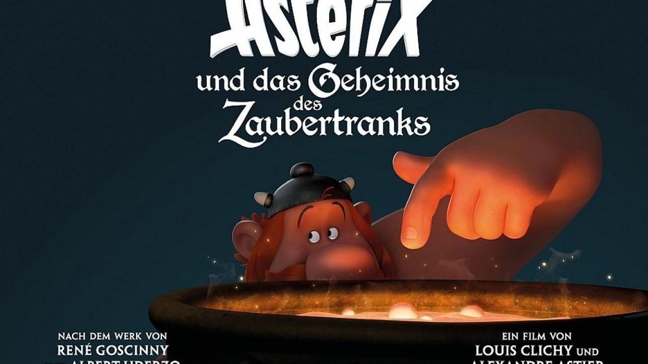 Asterix und das Geheimnis des Zaubertranks (Grafik)
