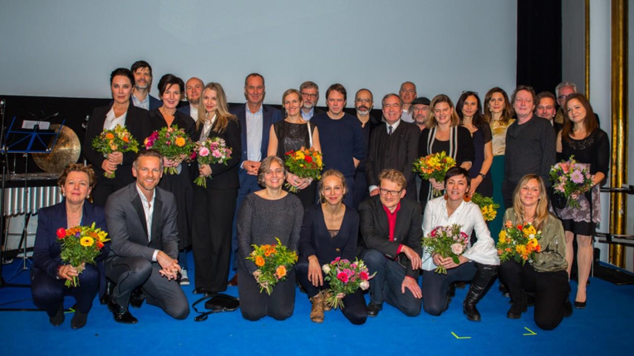 Preisverleihung Deutsche Akademie für Fernsehen (DAfF), Kino Babylon, Berlin, 30. November 2018 Foto: ShamrockMedia©Norbert Kesten für DAfF