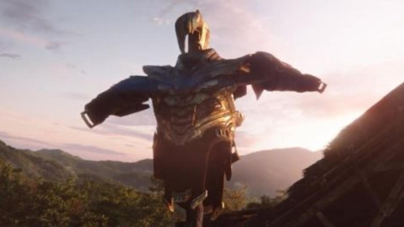 Marvel Studios' Avengers - Official Trailer Avengers: Endgame screen grab https://www.youtube.com/watch?v=hA6hldpSTF8&feature=youtu.be Credit: Marvel Studios