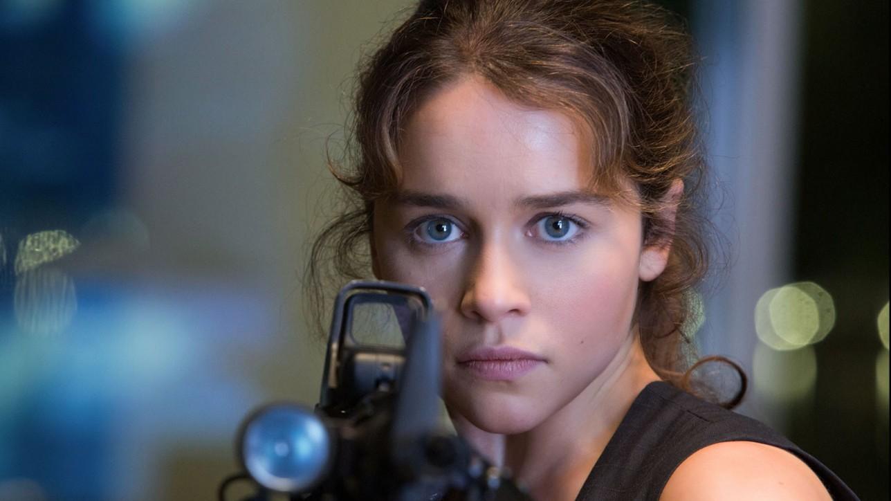 Emilia Clark in Terminator Genisys © Paramount Pictures