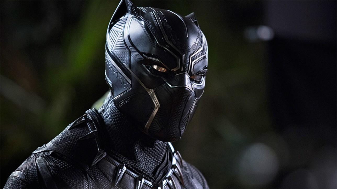 Marvel Studios' BLACK PANTHER T'Challa/Black Panther (Chadwick Boseman)  Credit: Matt Kennedy/©Marvel Studios 2018