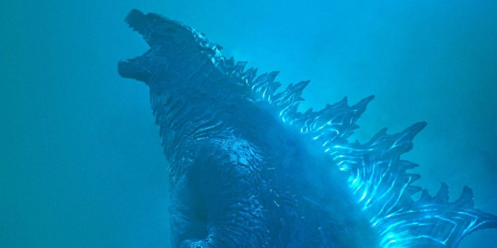 Movie Poster 2019: Godzilla: King Of The Monsters (2019)