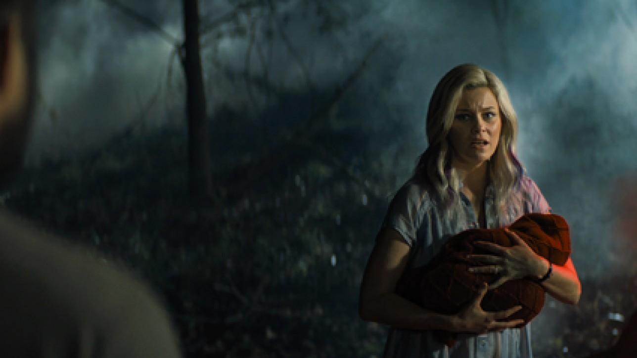Elizabeth Banks stars in Sony PIctures' BRIGHTBURN.