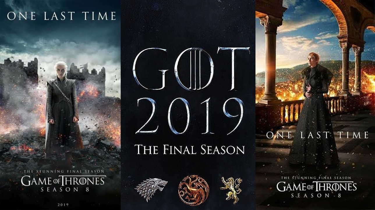 Game Of Thrones Season 8 Official Trailer Hbo Indac Indac